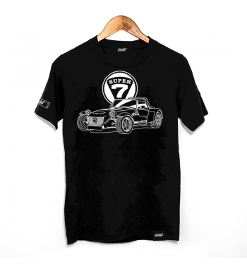 Camiseta Everfast Caterham Super 7