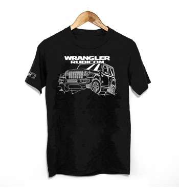 Camiseta Everfast Jeep Wrangler