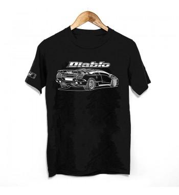 Camiseta Everfast Lamborghini Diablo SV