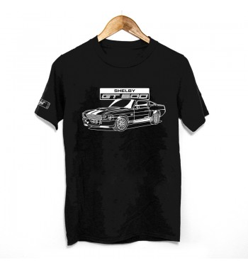 Camiseta Everfast Shelby GT500 Eleanor
