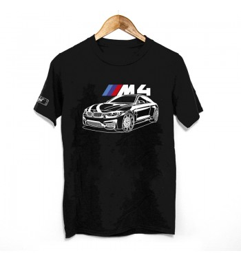 Camiseta Everfast BMW M4