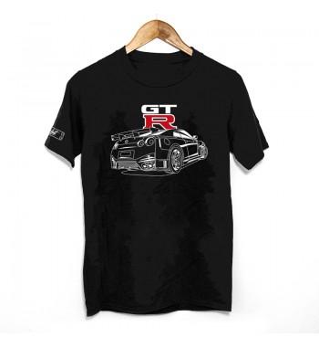 Camiseta Everfast Nissan GTR