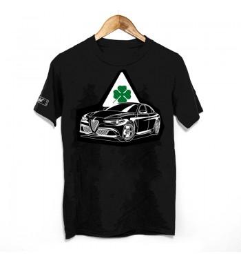 Camiseta Everfast Alfa Giulia QV