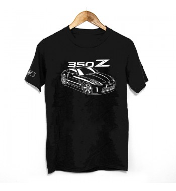 Everfast Nisssan 350z Shirt