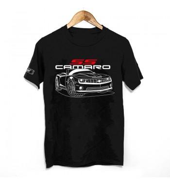 Camiseta Everfast Chevrolet Camaro SS