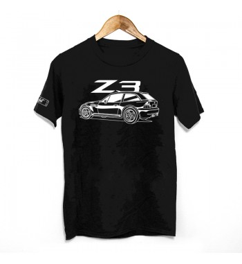 Camiseta Everfast BMW Z3 Coupé