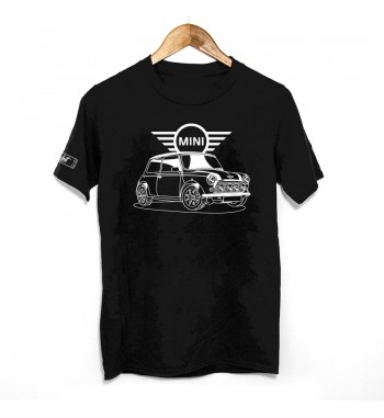 Camiseta Everfast Mini Cooper 1959