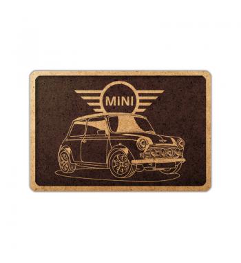 Mini Cooper 1959 frame