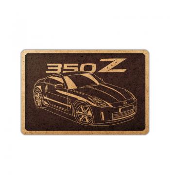 Nissan 350z frame