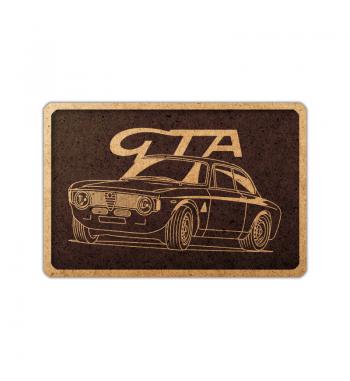Alfa Giulia GTA 1962 frame