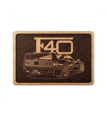 F40 frame