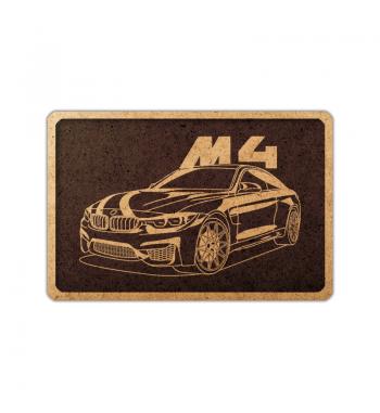 BMW M4 frame