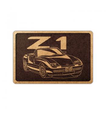 BMW Z1 frame