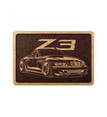 BMW Z3 frame