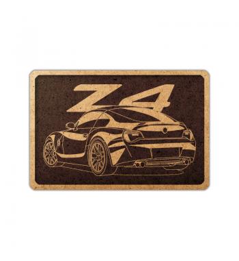 BMW Z4 Coupé E86 frame