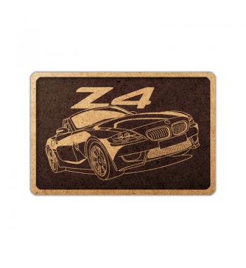 BMW Z4 E85 frame