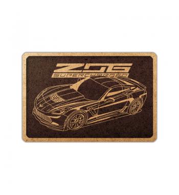 Corvette Z06 frame