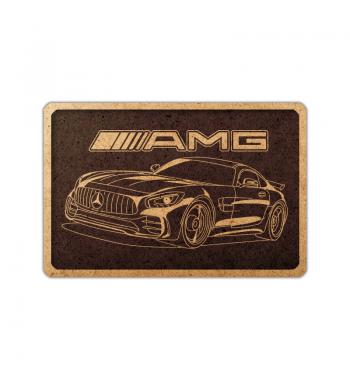 Mercedes GT AMG frame