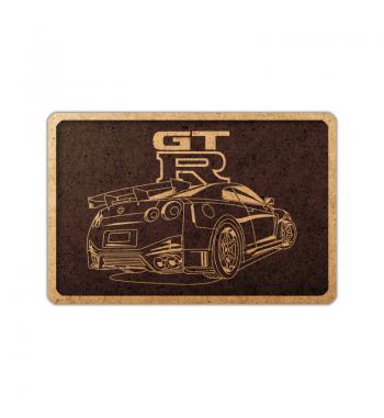Nissan GTR frame