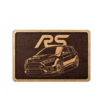 Ford Focus RS III frame