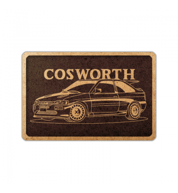 Ford Escort COSWORTH frame