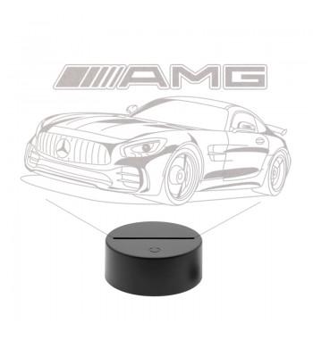 Mercedes GT AMG LED Lamp