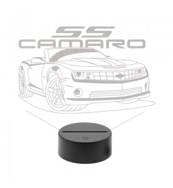 Chevrolet Camaro SS LED Lamp