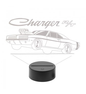 Dodge Charger R/T LED Lamp