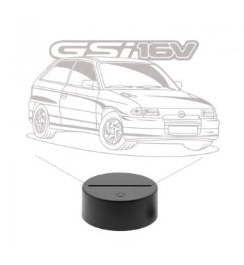 Opel Astra GSI 91 LED Lamp