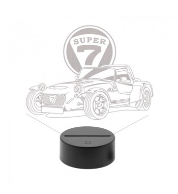 Caterham Super 7 LED Lamp
