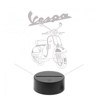 Piaggio Vespa LED Lamp