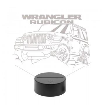 Jeep Wrangler LED Lamp