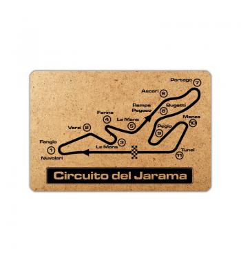 Jarama Circuit Box