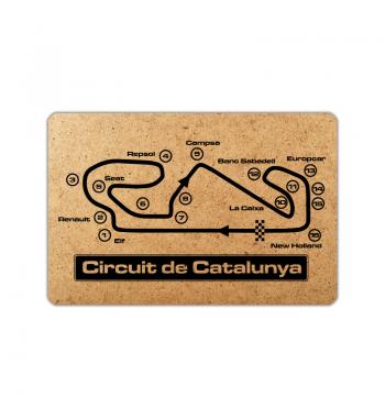 Circuit de Catalunya frame