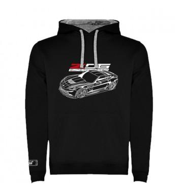Sudadera Everfast Corvette Z06
