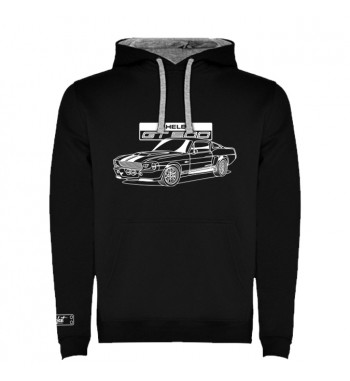 Sudadera Everfast Shelby GT500 Eleanor