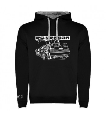 Sudadera Everfast DeLorean