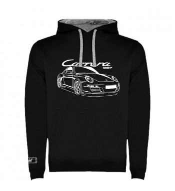 Porsche Carrera 997 Everfast Sweatshirt