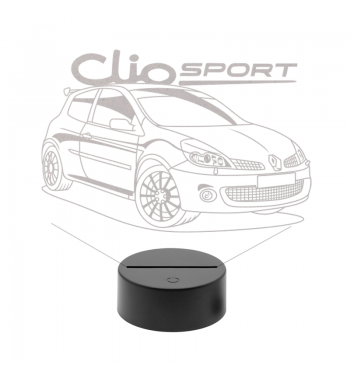Renault Clio Sport LED Lamp