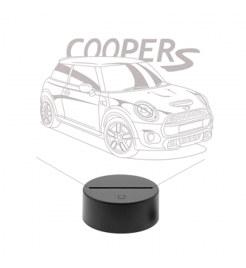 Mini Cooper S LED Lamp