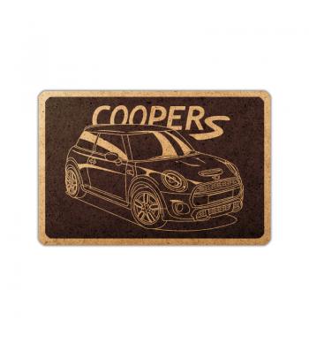 Cuadro Mini Cooper S