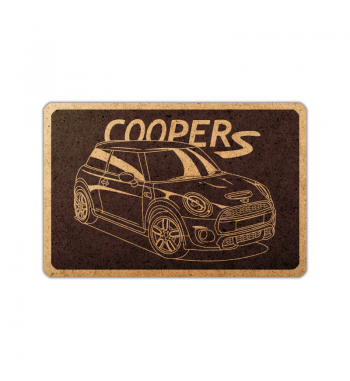 Mini Cooper S frame